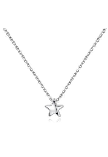 SUNRAIS silver Premium Silver S925 Silver Star Necklace 236C7AC0037D4AGS_1