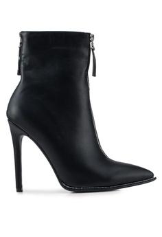 987e80d42a5 EGO black Cadee Boots 1253ESH8A794B5GS 1