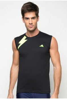 Muscle Flash Sleeveless Shirt