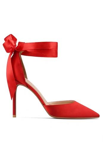 Twenty Eight Shoes 8CM Lace Up Hollow High Heel Shoes LJX13-c AFEC4SH4D44D2FGS_1