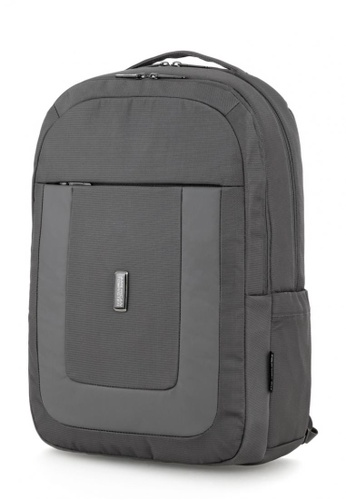 American Tourister grey American Tourister Scholar Backpack 11 EC 8814BACE1F9FF8GS_1