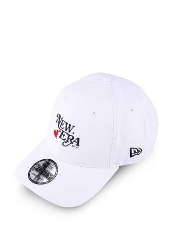 New Era white 940 NE Heart Cap 3B644ACE65E0A9GS_1