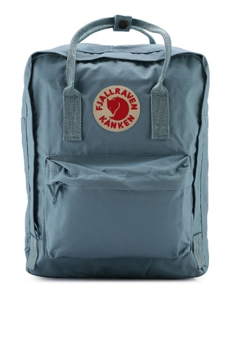 Fjallraven Kanken blue Kånken Classic Backpack FJ242AC07KNSID_1