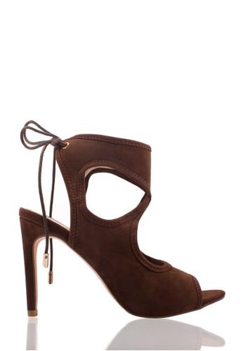 Sepatu Wanita High Heels Mahogany
