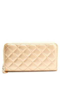 Genevie Quilted Wallet