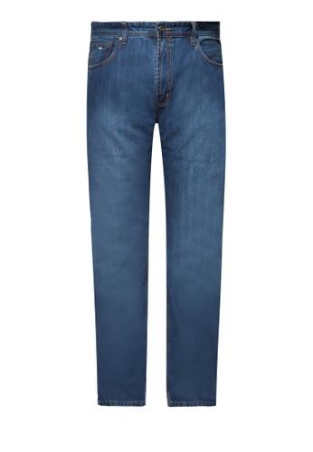 經典休閒牛仔長褲, 服飾, 直筒牛仔esprit hk分店褲