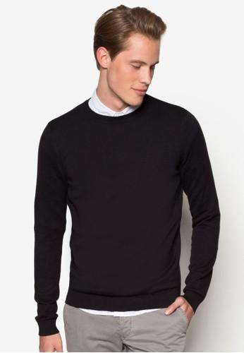 基本款圓領長袖衫, 服飾, 服esprit tw飾
