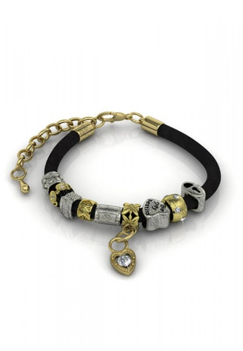 Her Jewellery multi Swarovski® Crystals - Be my Destiny Bracelet (18K White Gold Plated) Her Jewellery HE581AC86JZHMY_1