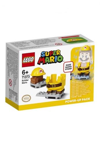 LEGO multi LEGO Super Mario 71373 Builder Mario Power-Up Pack (10 Pieces 7C6F6TH8744C88GS_1