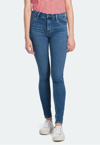Levi's blue Levi's 720 High Rise Super Skinny Jeans 52797-0137 ADD64AAC6DBACBGS_1