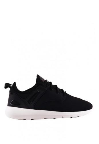 World Balance black Flex Motion MS Sneakers DA869SH14B90C6GS_1