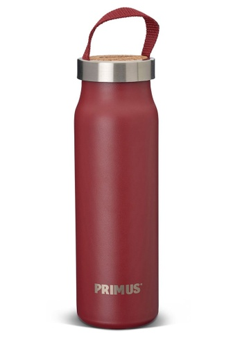 Fjallraven red Fjallraven Klunken V. Bottle 0.5 L Ox Red D1176ACE22B5A9GS_1