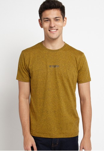 D&F yellow Tshirt  Df Design A56B8AA371618CGS_1