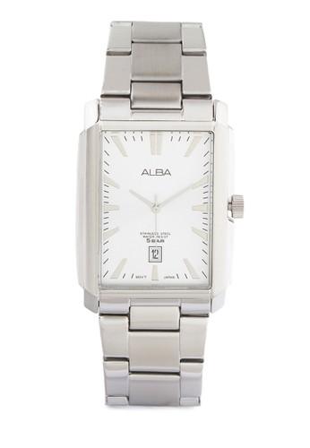 Alba silver Jam Tangan Wanita Alba Original Garansi Resmi Strap Stainless Steel Silver AH7B07 AH7B07X1 Silver AL383AC0UV06ID_1