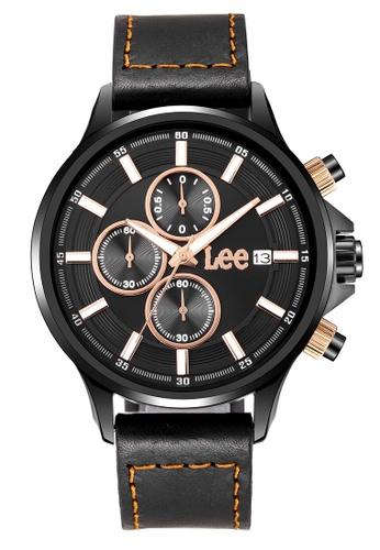 Lee black Lee Metropolitan Gent Collection LE145AC12HXZSG_1