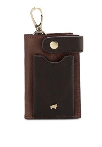 皮革鑰匙夾, 飾品配件, 飾zalora 手錶品配件