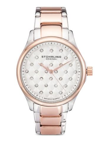 Stuhrling Original silver Culcita Watch ST251AC13NAGMY_1