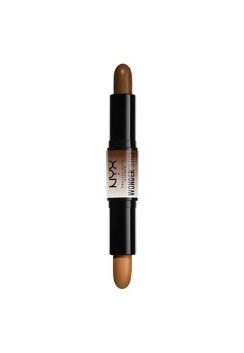 NYX Professional Makeup multi NYX Professional Makeup Wonder Stick - DEEP DARK 909AFBE17F6349GS_1