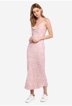 b08c49734697 5% OFF Cotton On Woven Roxy Midi Dress S$ 39.99 NOW S$ 37.90 Sizes XXS XS S  M L
