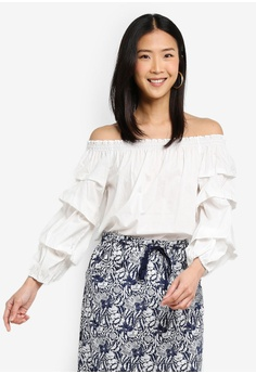 4a4f7a970fcd0 Shop Blouses for Women Online on ZALORA Philippines