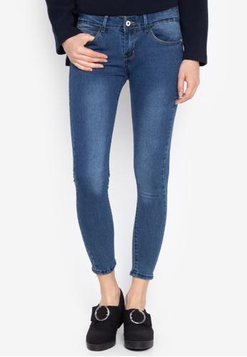 CHILI PEPPER blue Skinny Denim Jeans BFA69AA96C0BDDGS_1