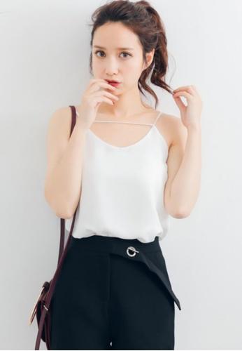 Shopsfashion white Fiona Cami in White CCCA6AA4DCF50FGS_1