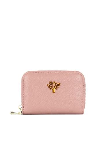 HAPPY FRIDAYS Zipper Organ Leather Wallet JN515 78FD9ACE2AC2A5GS_1
