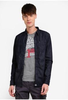 Superdry-Rookie Raw Riviter 襯衫