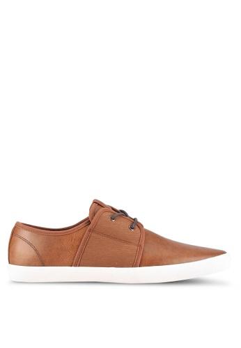 ALDO brown Oswy Sneakers AL087SH0RTO0MY_1