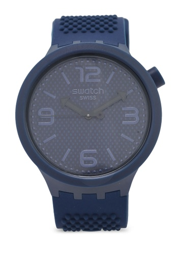Swatch blue Big Bold Navy C4CF4ACB04CB41GS_1