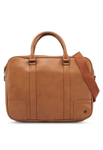 8f1569669767 Marie Claire brown Seam Briefcase A1C7DACEC9C31FGS 1