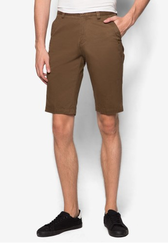 簡約esprit 香港 outlet休閒短褲, 服飾, 短褲