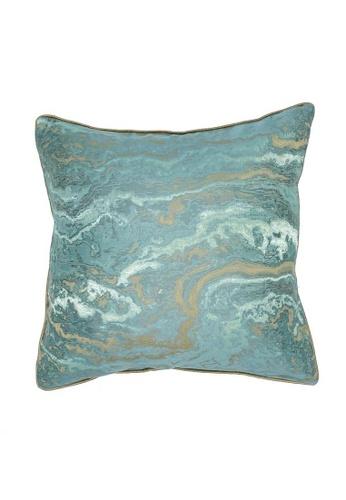 Maison Curio Biacan Cushion Turquoise 7CB74HL873A75BGS_1