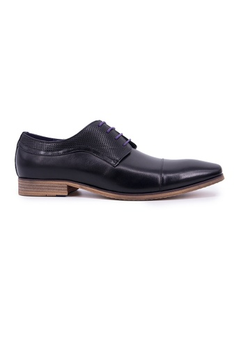 Rad Russel black Rad Russel Lace Up Derby-Black 097E7SHDF31FBDGS_1
