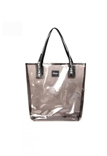 The Adventure black Shoulder Tote Bag Layla 1B8C6ACB5C4961GS_1