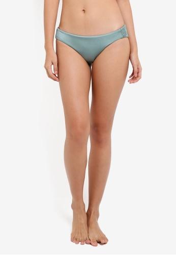 Billabong green Sol Searcher Lowrder Bikini Bottom BC6EEUS1C4D0DDGS_1