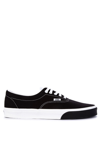 Vans black Color Block Era Sneakers 7D198SH607A18EGS_1