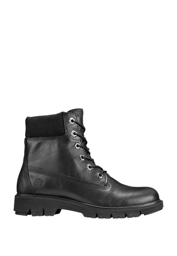 Timberland black Lucia Way Waterproof 6-inch Boots D45A7SH131B9E0GS_1