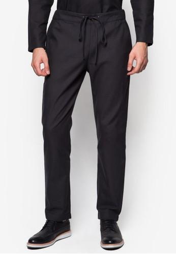 束口休閒長褲zalora 衣服評價, 服飾, 男性服飾
