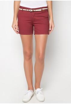 Fumiko Slim Shorts