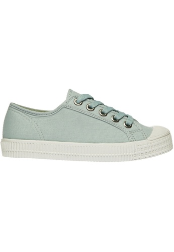 paperplanes blue Paperplanes-1350 Casual Low Top Flats Canvas Sneakers Shoes US Women Size PA355SH25PHUSG_1