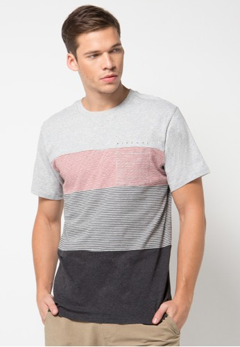 Rip Curl Gaming Stripe Men Tee
