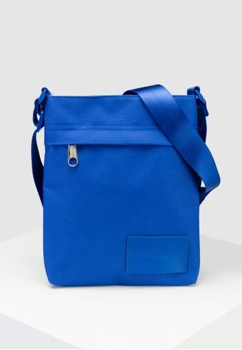 098d2ad931 Calvin Klein blue Flatpack 27.5 - Calvin Klein Accessories  149F8AC93CC760GS_1
