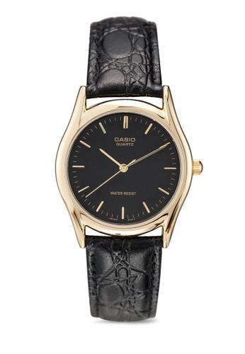 Casio black Casio Watch MTP-1094Q-1A 69AC5ACD81EA29GS_1