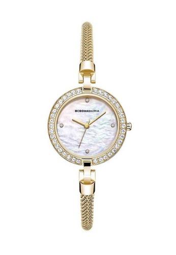 BCBG gold BCBGMAXAZRIA Gold Watch 78C42ACF61007FGS_1