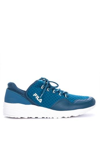 Fila blue Selfless Running Shoes 9F758SHF6284EDGS_1