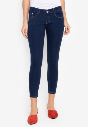 CHILI PEPPER blue Dark Skinny Denim Jeans 7B3BAAA9858B78GS_1