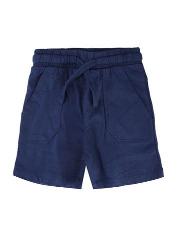 FOX Kids & Baby blue Basic Shorts BC2B1KAE90F2FBGS_1