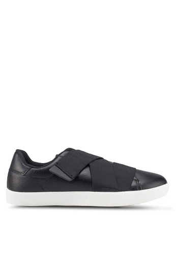 North Star 黑色 懶人運動鞋 5B03ESH02296CFGS_1