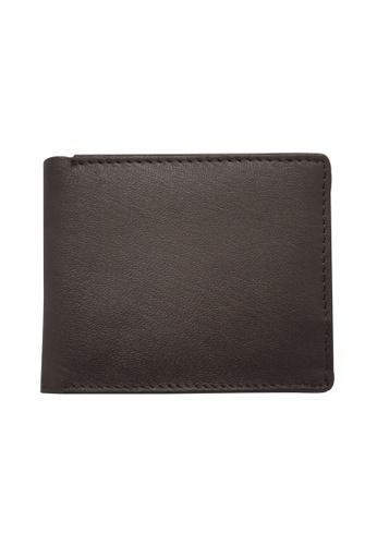 Oxhide brown Wallet Men Slim - Bifold Thin Wallet - Full Grain Leather Wallet - Brown Wallet - AS7 Oxhide B7C0EAC3B73074GS_1
